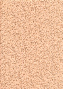 Fabric Freedom - Floral Delight Peach 353-5