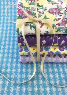 Fabric Freedom - Meadow 5 x Fat 1/4 Pack 2