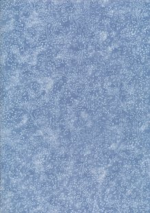 Fabric Freedom Floral Blender - FF0111-6 Light Blue