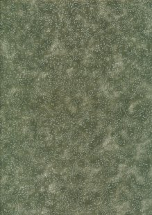 Fabric Freedom Floral Blender - FF0111-4 Green