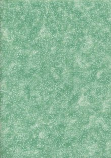 Fabric Freedom Floral Blender - FF0111-10 Mint