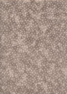 Fabric Freedom Floral Blender - FF0111-3 Brown