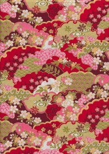 Fabric Freedom - Oriental Collection F.F.PO.