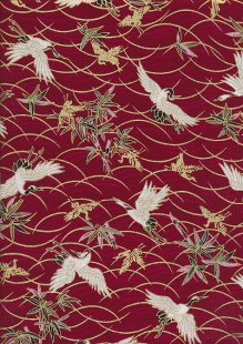 Fabric Freedom - Oriental Collection F.F.PO. 263 Col 1