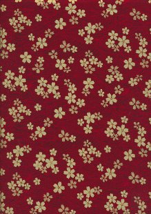 Fabric Freedom - Oriental Collection F.F.PO.326 Col 1