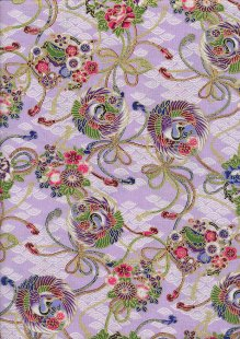 Fabric Freedom - Oriental Collection F.F.PO. 324 Col 3