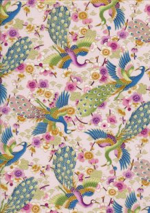 Fabric Freedom - Oriental Collection F.F.PO. 262 Col 2