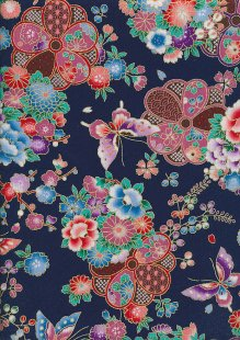 Fabric Freedom - Oriental Collection F.F.PO.238 Col 2