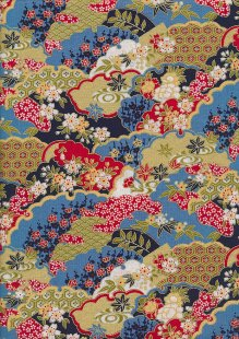 Fabric Freedom - Oriental Collection F.F.PO.329