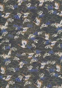 Fabric Freedom - Oriental Collection F.F.PO.327 Col 3