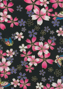 Fabric Freedom - Oriental Collection F.F.PO.331