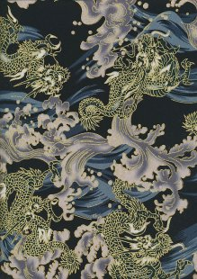 Fabric Freedom - Oriental Collection F.F.PO.332