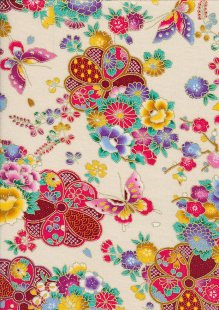 Fabric Freedom - Oriental Collection F.F.PO. 238 Col 1