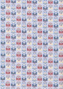 Fabric Freedom Poplin Prints - CTS 610 Col 1