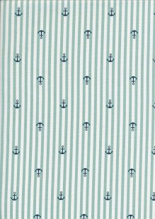 Fabric Freedom Poplin Prints - CTS 543/1 Col 4