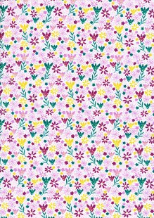 Fabric Freedom - Posy FF263 Col 1