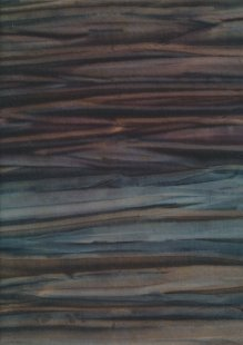 Fabric Freedom Strip Dye Bali Batik - BK 422/J Brown