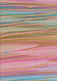 Fabric Freedom Strip Dye Bali Batik - BK 422/I Pink