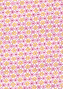 Fabric Freedom - Scandi Flora FF322 c#3