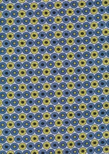 Fabric Freedom - Scandi Flora FF322 c#2
