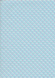 Fabric Freedom - Seaside FF358 Col 3