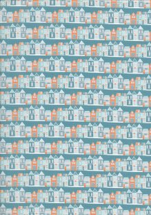 Fabric Freedom - Seaside FF361 Col 1