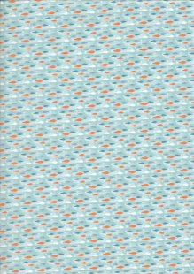 Fabric Freedom - Seaside FF359 Col 1