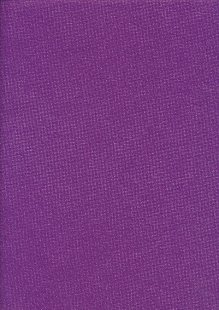 Fabric Freedom Textures Basket Weave - Purple FF9-13