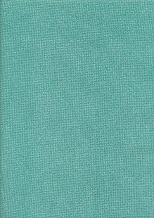 Fabric Freedom Textures Basket Weave - Turquoise FF9-4