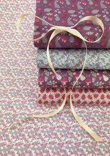 Fabric Freedom - In The Hedges 5 x Fat 1/4 Pack 3