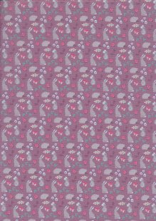 Fabric Freedom - In The Hedges FF373 Col 3
