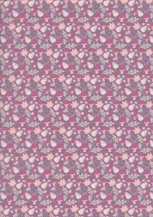 Fabric Freedom - In The Hedges FF375 Col 3
