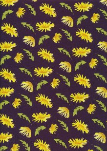 Fabric Freedom - Wild Flowers FF346 Col 1