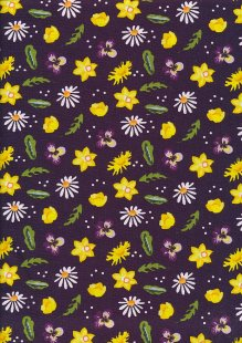 Fabric Freedom - Wild Flowers FF350 Col 1