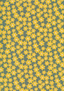 Fabric Freedom - Wild Flowers FF348 Col 1