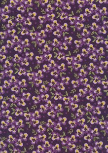 Fabric Freedom - Wild Flowers FF344 Col 1