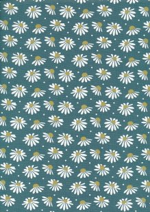Fabric Freedom - Wild Flowers FF349 Col 2