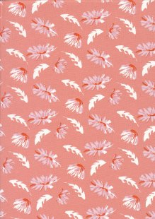 Fabric Freedom - Wild Flowers FF346 Col 3