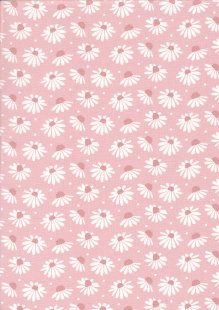 Fabric Freedom - Wild Flowers FF349 Col 3
