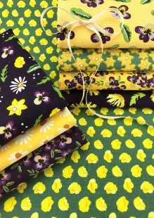 Fabric Freedom - Wildflowers 8 x Fat 1/4 Pack 2