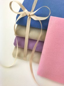 Craft Cotton Co 6 Pastel Fat 1/4 Pack - 6 pieces