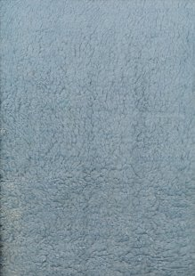 Polyester Fun Fur - Powder Blue