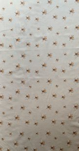 Furnishing Fabric - Bees Blue