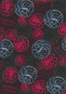 Game Of Thrones - House Targaryen 39400 Col 105