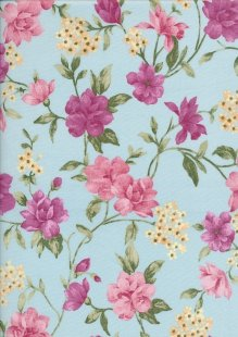 Fabric Freedom - Classic Floral 3