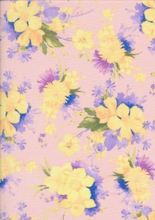 Fabric Freedom - Classic Floral 6