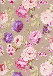 Fabric Freedom - Classic Floral 24