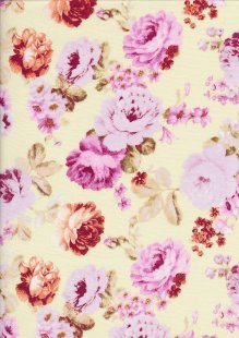 Fabric Freedom - Classic Floral 25