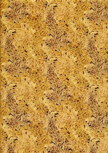 Blank Cotton Co - Honeystone Hill cedar 3795-M C#35