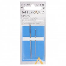 Hand Sewing Needles: Tapestry: Nos.14/18: 2 Pieces